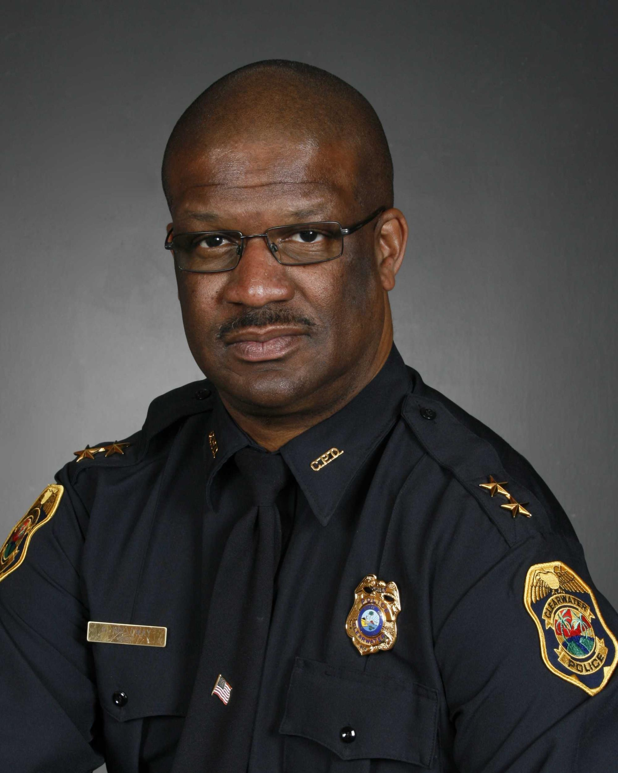Chief Anthony Holloway