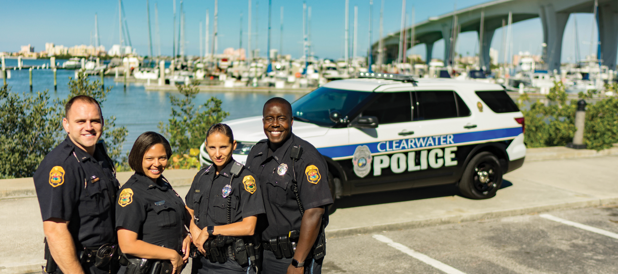 Become an Officer | Clearwater, FL Police Department