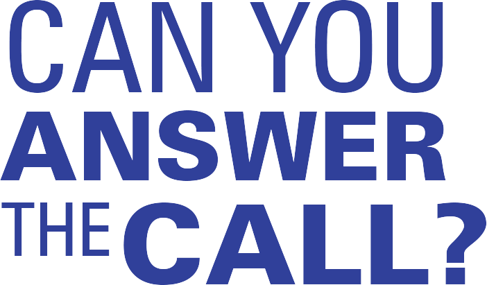 Can you answer the call?